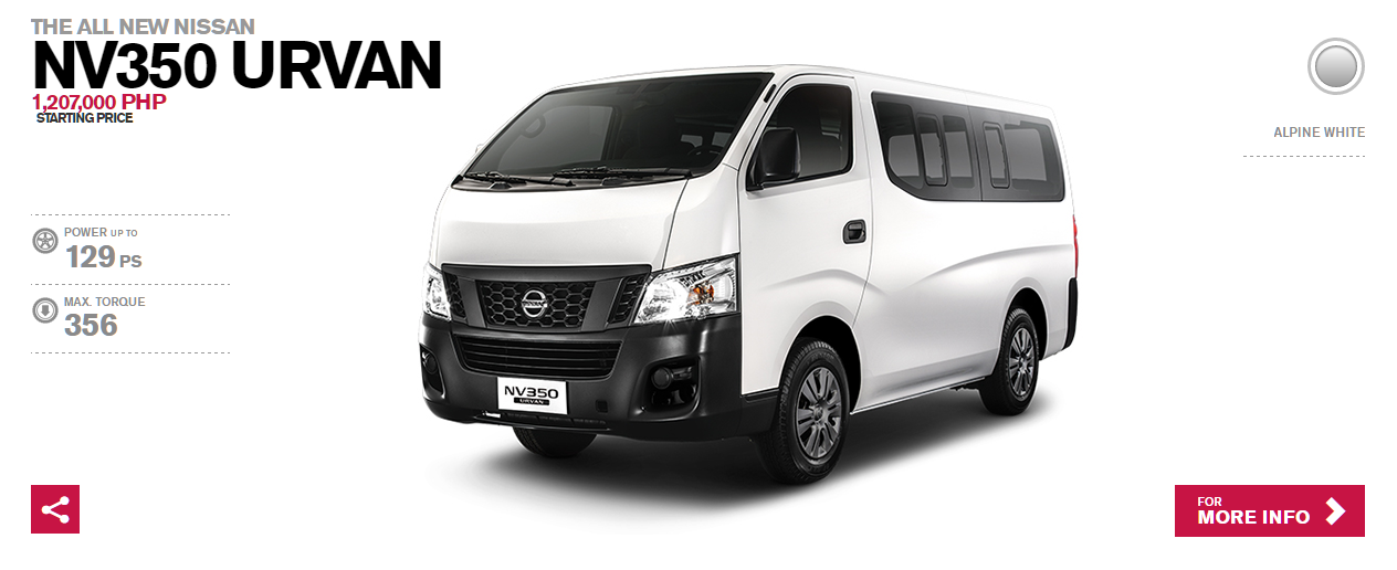 2018 nissan urvan nv350. contemporary 2018 image taken from nissan ph web site throughout 2018 nissan urvan nv350