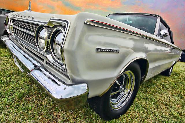 クライスラー・プリムス・ベルヴェデア | Plymouth Belvedere (1954-70)