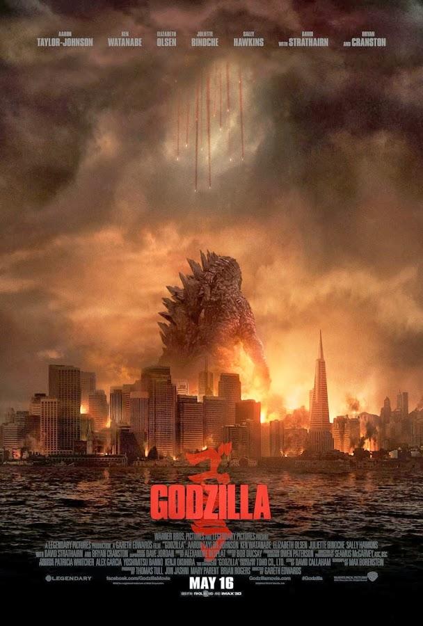ตัวอย่างหนังใหม่ : Godzilla  ซับไทย poster