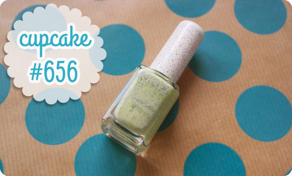 kiko cupcake 656