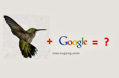 """ Hummingbird "" Name Newest Google Algorithm"