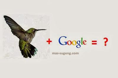 """ Hummingbird "" Name Newest Google Algorithm"