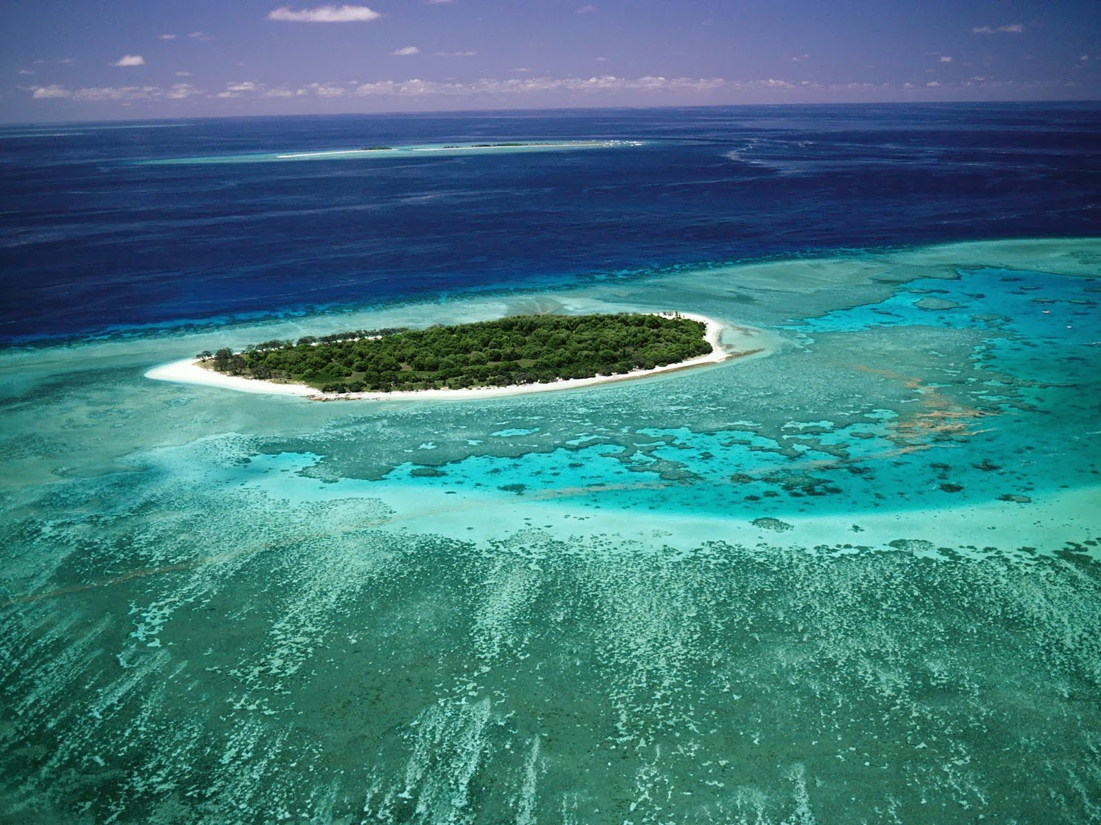 how to get to lady musgrave island from 1770