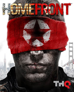 Homefront box cover art