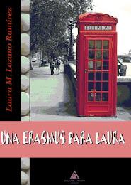"""Publicación de Una Erasmus para Laura por Ediciones Atlantis.""""27/1/2012""""."""
