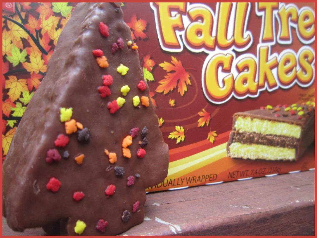 fall cakes little debbie