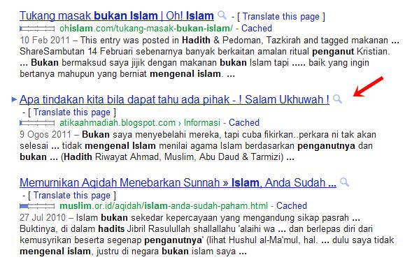 Mengenal Islam bukan berdasarkan penganutnya, Islam itu Indah, Hadith mengenal Islam bukan dari penganutnya, Keindahan Islam