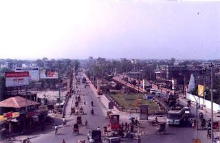 Siliguri city