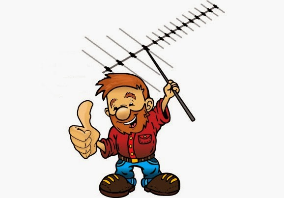 professional digital antenna installer