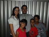 Minha família abençoada!