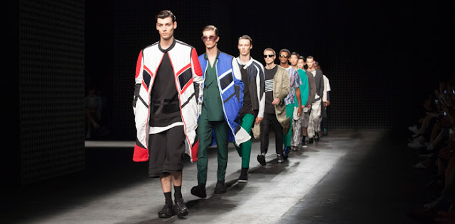 London Collections Men Runway