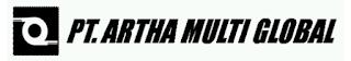 Logo PT ARTHA MULTI GLOBAL
