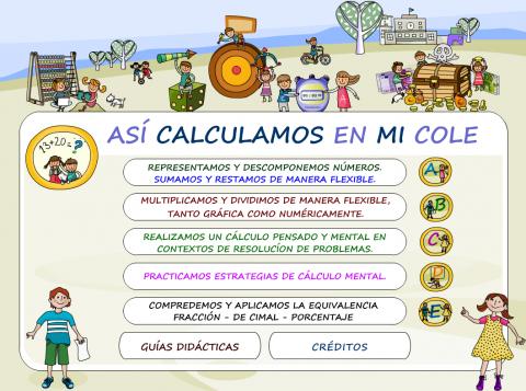 CALCULAMOS EN MI COLE