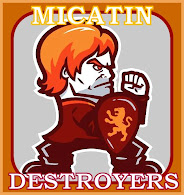 Micatin Destroyers