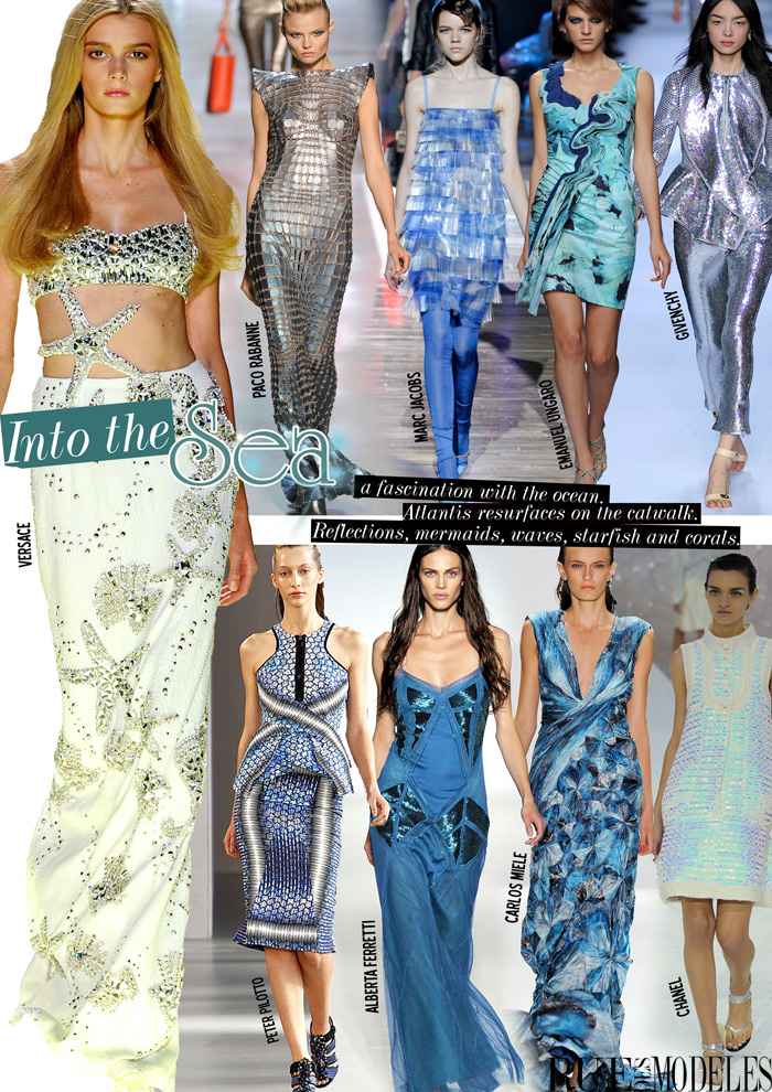 Rue des Modèles: Spring/Summer 2012 Trends