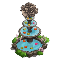 Botanical Fountain