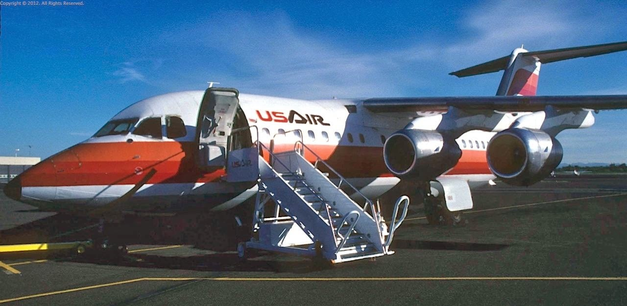 Aces Billings Mt >> Airplane Life: PSA / USAir BAe-146