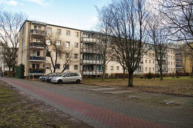 Baustelle Berolina, Energetische Sanierung in den Wohnhäusern, Heinrich -Heine-Straße / Sebastianstraße, 10179 Berlin, 08.01.2014