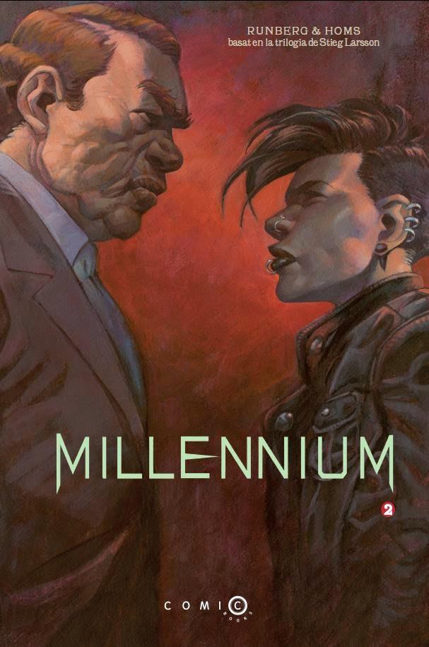 -Millennium 2- de Stieg Larsson (autor novel·les), Sylvain Runberg (guionista) i Manel Carot