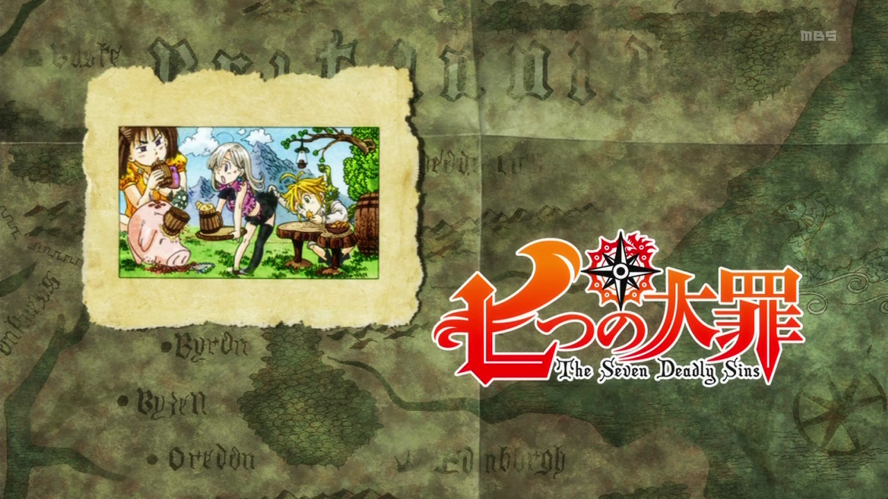 Resoconto: The Seven Deadly Sins episodio N05