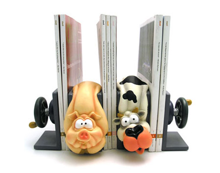 Squished Animals CD Holders