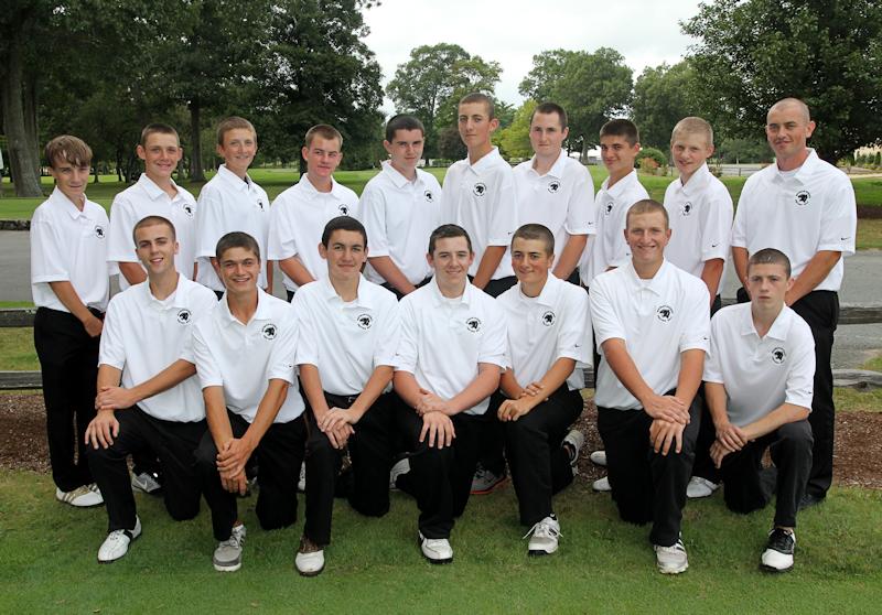2014 Golf Team