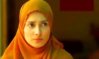 Pretty, Ayeza Khan in hijaab-Pakistan celebrities