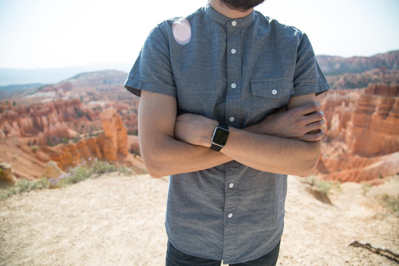 Menswear Style at Bryce Canyon