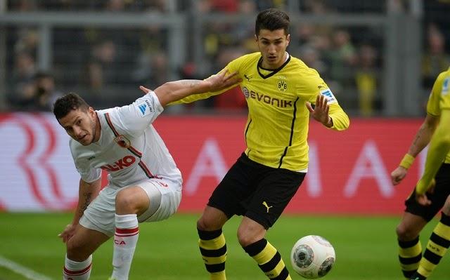 Borussia Dortmund vs Augsburgo en vivo