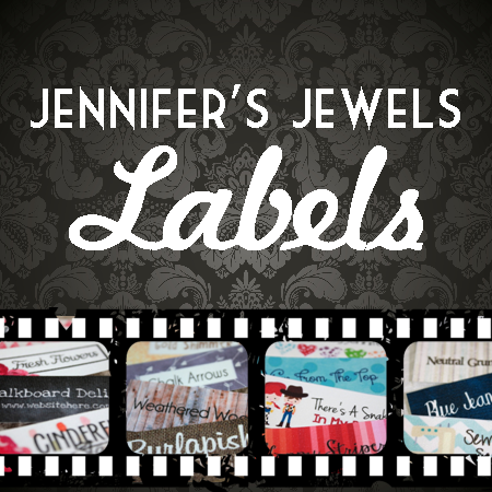 Jennifer's Labels
