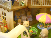 #4 Calico Critters Wallpaper