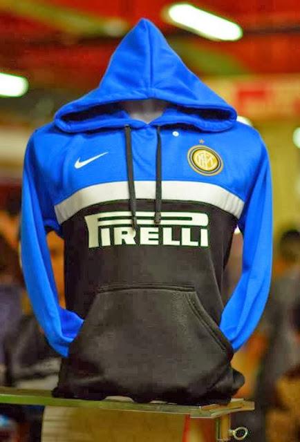 Grosir Jumper Hoodie Inter Milan 3d Blue White Black - Big Match Jersey - Pin 32826B0C