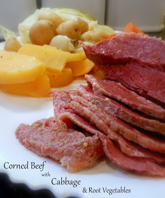 The Corned Beef Conundrum ~ Plate Fodder