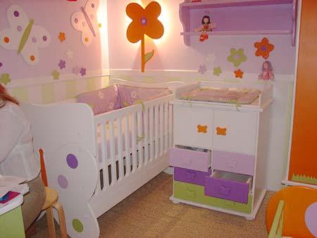 Fotos de habitaciones de bebe fotos de dormitorios - Habitaciones para bebes ...