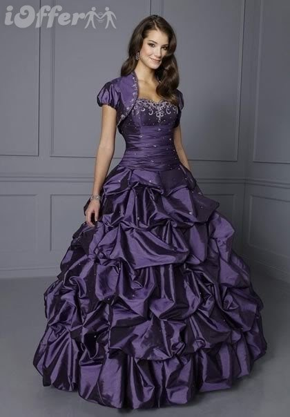 24 nice Dark Purple Wedding Dress – navokal.com