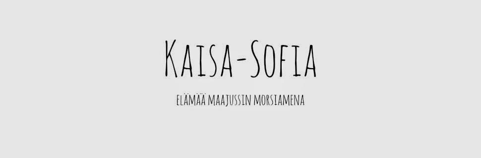 Kaisa-Sofia