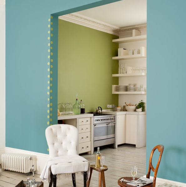 Home staging d co changez la couleur de votre int rieur - Visualiser peinture dans une piece ...