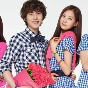 Seohyun and Kyuhyun