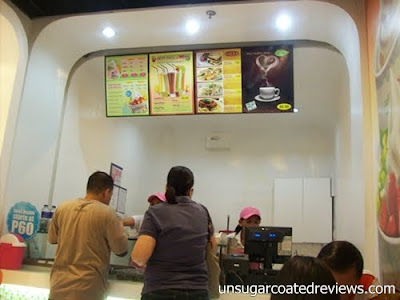 California Berry SM North EDSA The Block Frozen Yogurt