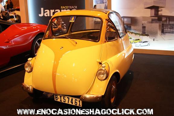 Isetta en Madrid Motor Days