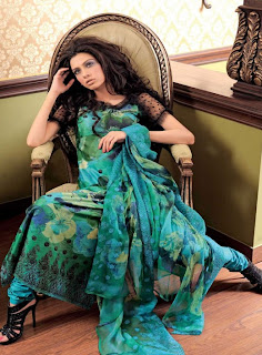 Gul Ahmed Lawn Fashion