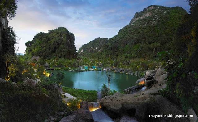The Banjaran, Hot Springs Resort, Ipoh, Malaysia