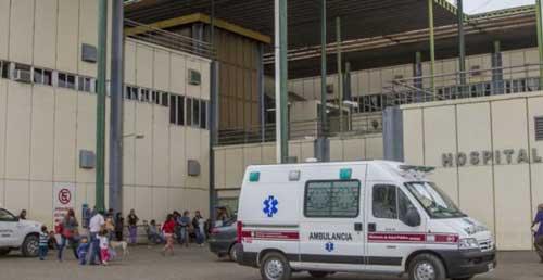 Hospital argentino busca medicamentos en Tarija