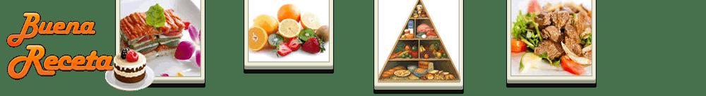 Recetas y buena dieta