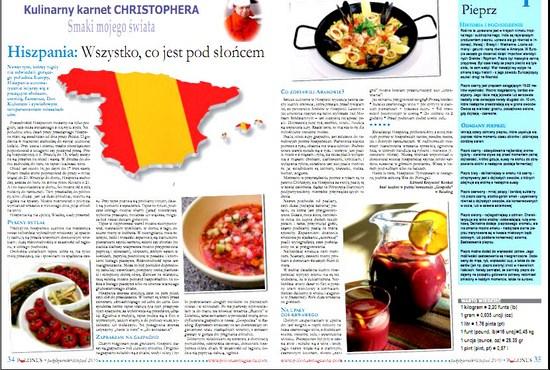 Polonus - Kulinarny karnet w Anglii