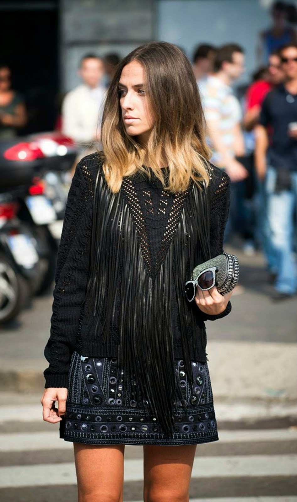 spring outfit ideas edgy