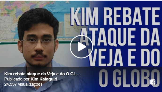 MBL rebate ataque da Veja e d'O Globo