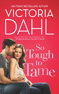 So Tough to Tame Victoria Dahl book cover
