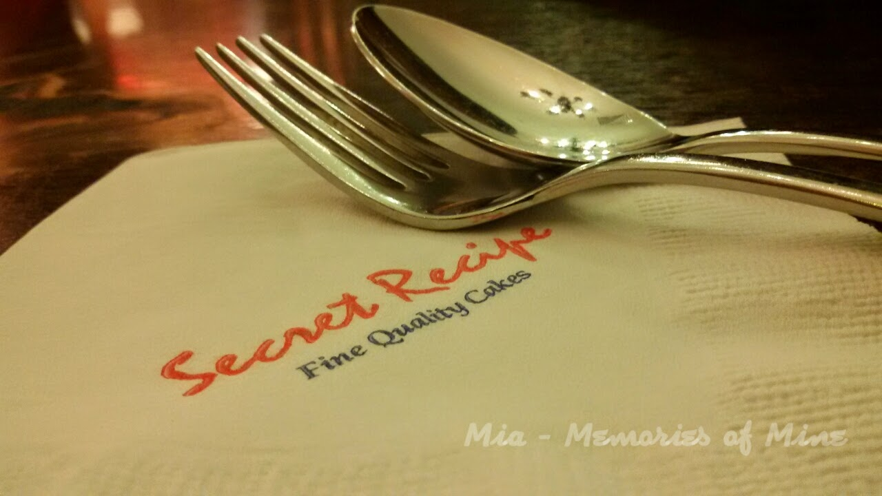Makan-Makan di Secret Recipe
