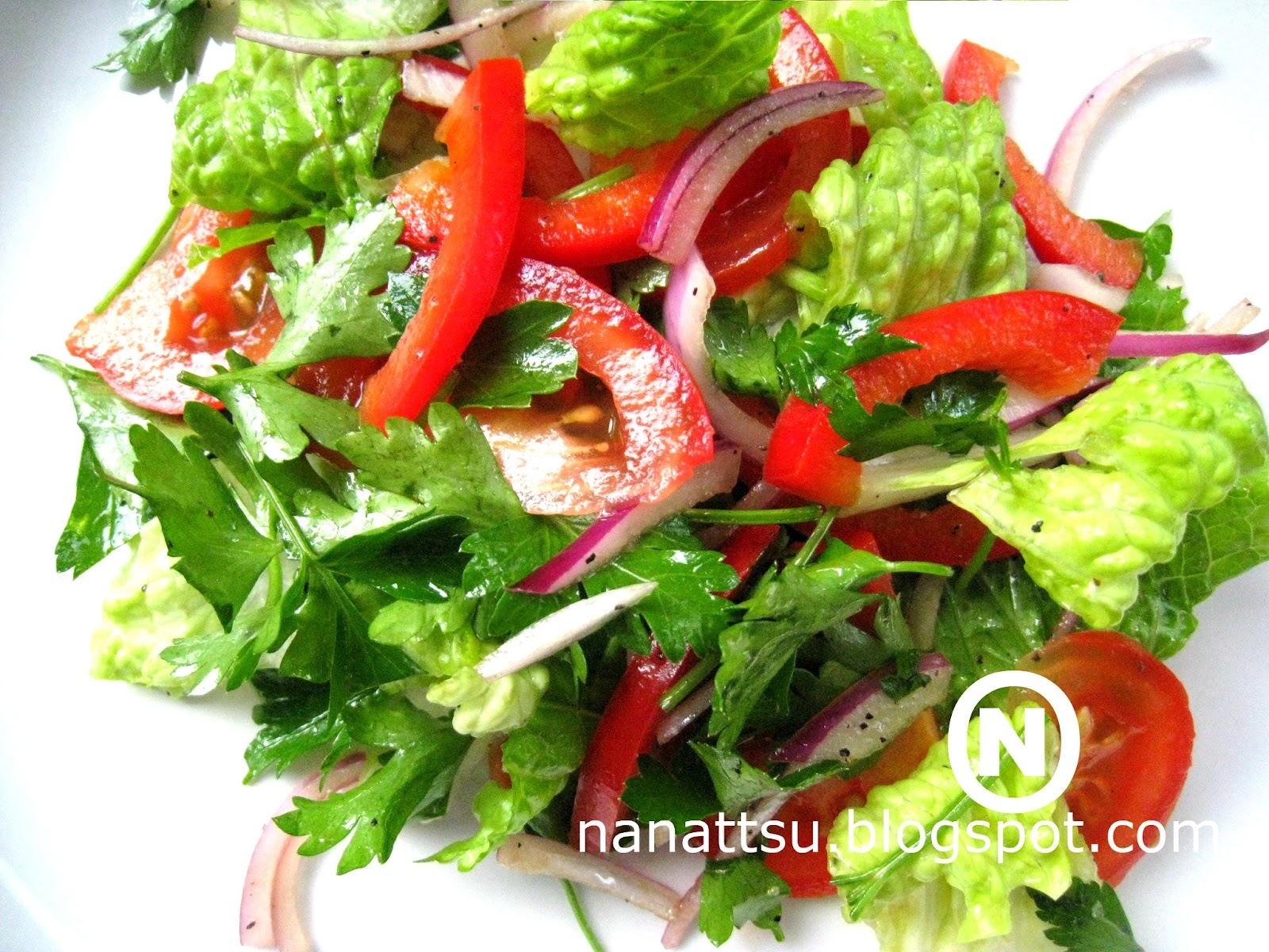 NAVER まとめダイエットのためじゃない、サラダが好きだからサラダを食べるんだ!